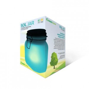 Sol Jar Greenvana
