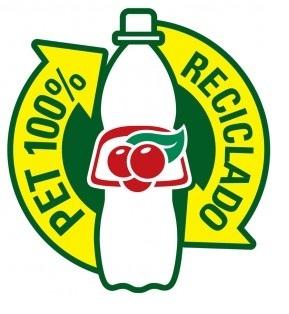 Garrafa PET 100% Reciclável