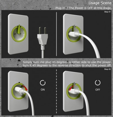 Power Socket Switch