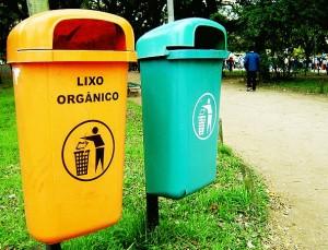 Lixo orgânico
