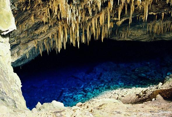 Caverna em Bonito