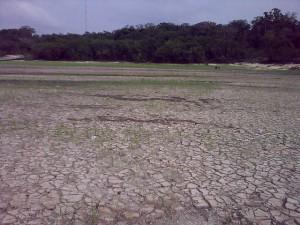 Seca no Rio Negro