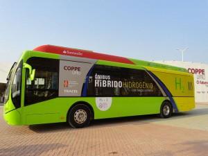 Transporte Público movido à hidrogênio