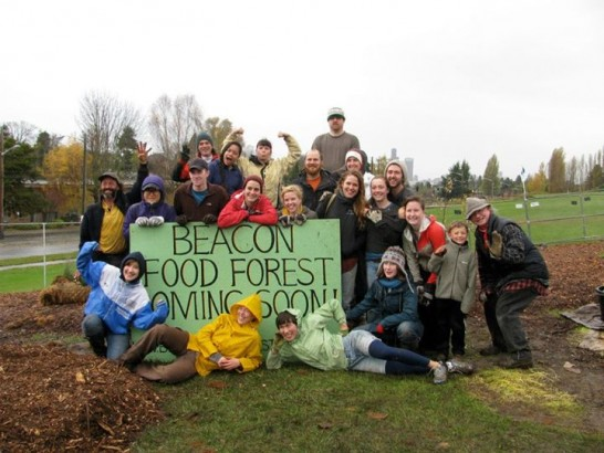 Beacon Food Forest