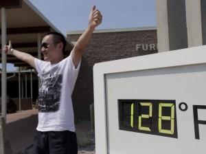 Junho mais quente da história
