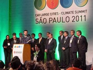 C-40 Cities em São Paulo