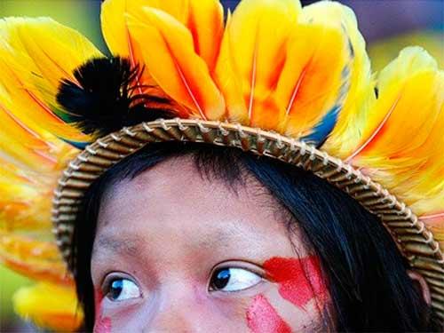 as influências indígenas presentes na cultura brasileira