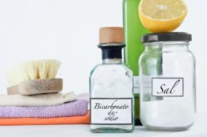 Bicarbonato - Produto de limpeza