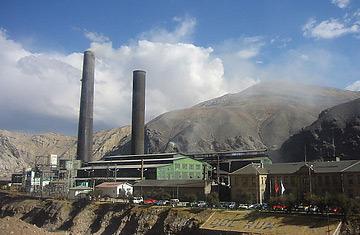 La Oroya, Peru