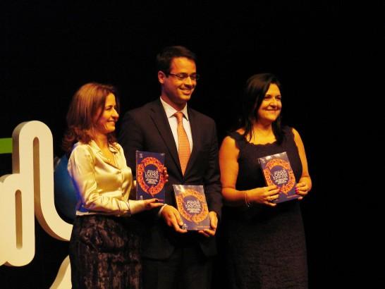 """Lançamento do livro """"Escola de Líderes Sustentáveis"""""""