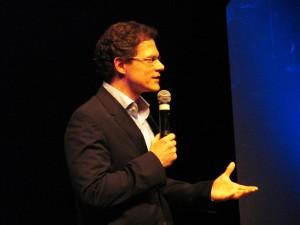 Mathias Becker, presidente da Renova Energia
