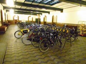 Estacionamento coberto da prefeitura de Copenhagen