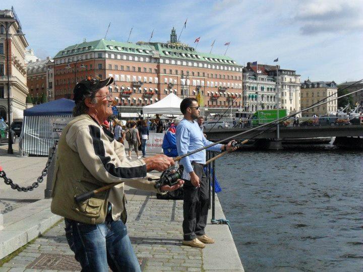 Rios em Estocolmo
