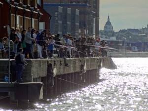 Rios de Estocolmo