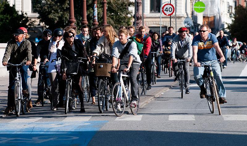 Ciclovias em Copenhagen