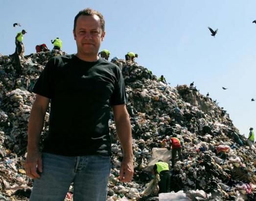 """""""Lixo Extraordinário"""" de Vik Muniz"""