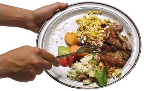 Desperdício de alimento
