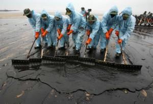 Vazamento de petróleo