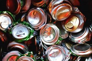 Alumínio para reciclagem