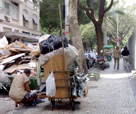 Catador de lixo