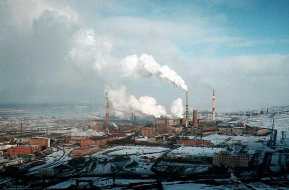 Norilsk, Rússia
