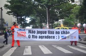 Programa Lixo Zero, RJ.