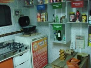 FIMAI - casa reciclada