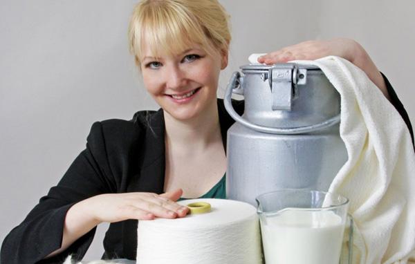Tecido de leite