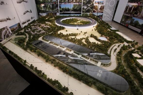 Nova Sede da Apple
