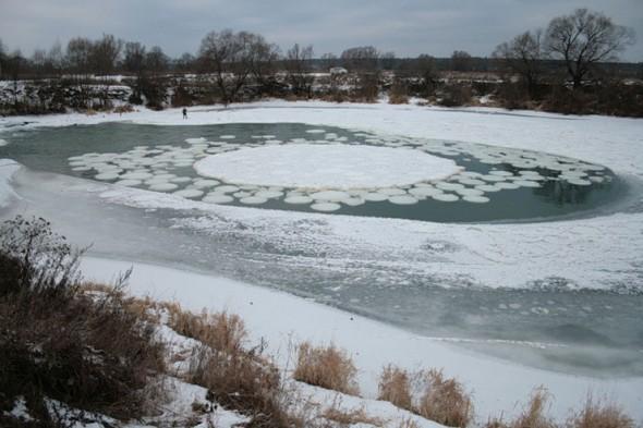 Circulos de gelo