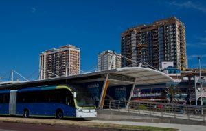 Transporte Rio 2016