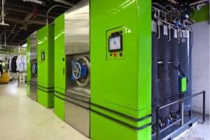 Máquina de lavar a gás