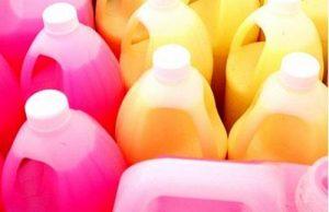 Detergente Biodegradável
