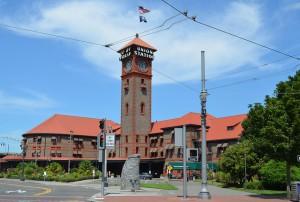 Estação de trem de Portland