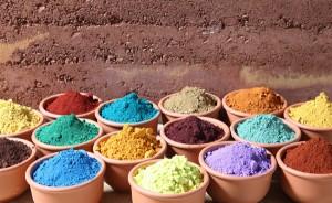 Pigmento Mineral