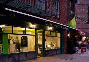 Green Apple Cleaners, Location: New York NY, Architect: N/A
