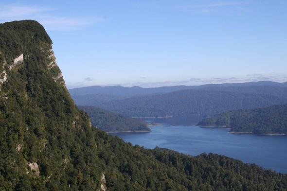 Te Urewera National Park, Nova Zelândia