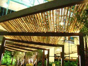 Uso do bambu em construção civil