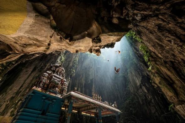 Cavernas Batu, Malásia