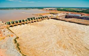 Usina Hidrelétrica Santo Antônio (RO),