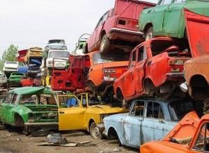 Carcaça de veículos