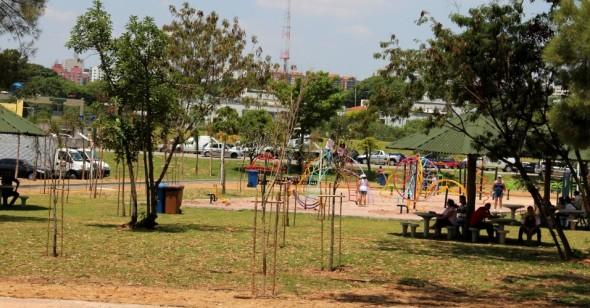 Parque Candido Portinari