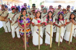 Comunidades indígenas do Paraná