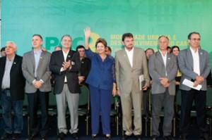 Dilma em Piauí