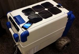 Solar Cooler Tech