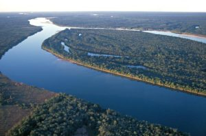 Rio Xingu, Mato Grosso.