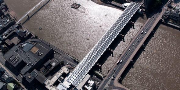 Maior ponte solar do mundo