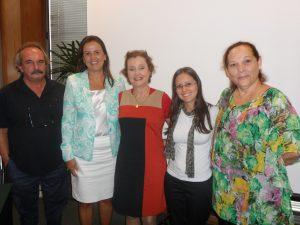 """Palestrantes do Evento """"Comunicação para a Sustentabilidade"""""""
