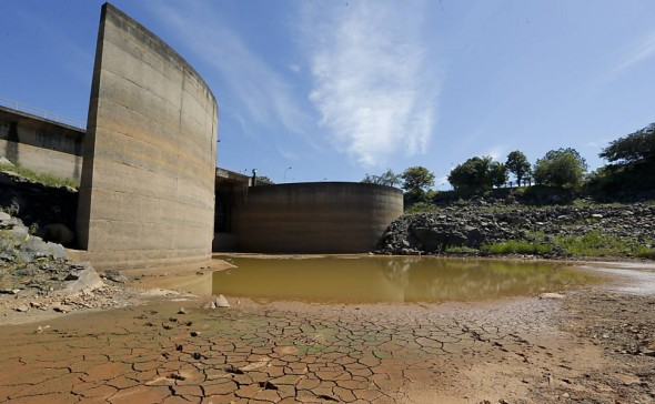Reservatório da Cantareira