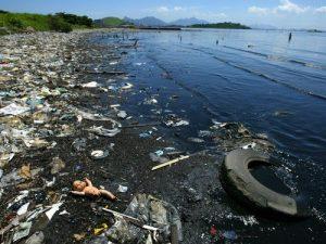 Poluição sedimentar